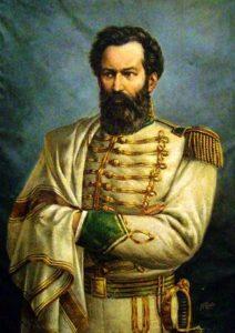 Conmemoración de General Don Martín Miguel de Güemes