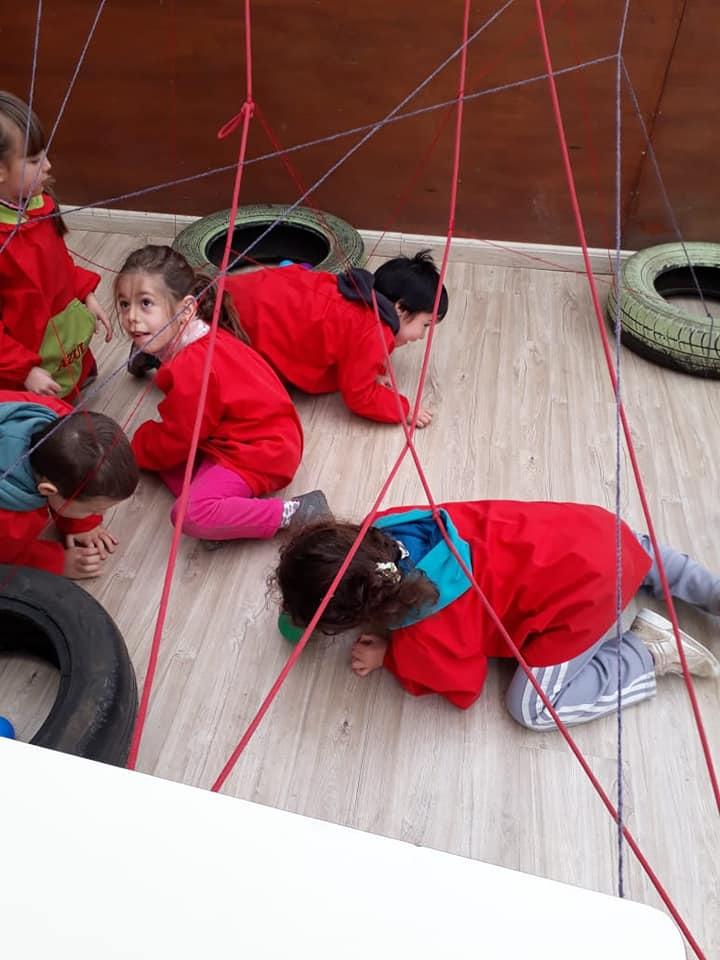 actividades varias colegio del sol fundación, inicial y primaria bariloche 2019